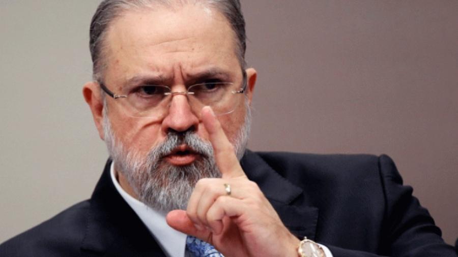 Augusto Aras, procurador-geral da República -  Foto: Adriano Machado/Reuters