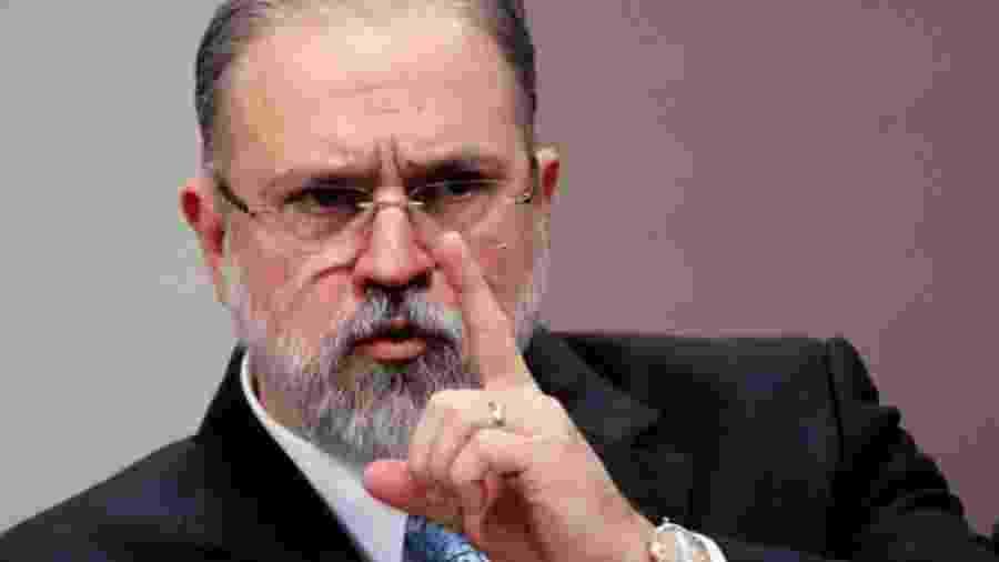 Augusto Aras: procurador-geral da República transforma a PGR em mero palco dos interesses do presidente da República. Vergonha histórica    -  Foto: Adriano Machado/Reuters