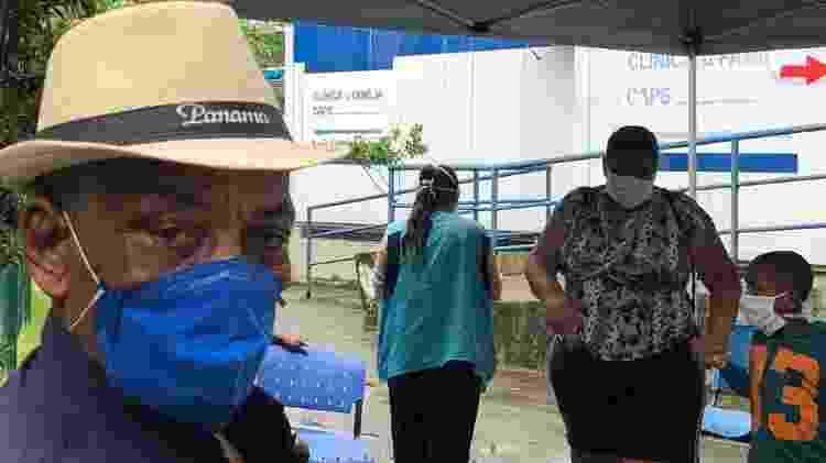 8.abr.2020 - Coronavírus avança na Rocinha, na zona sul do Rio - Herculano Barreto Filho/UOL - Herculano Barreto Filho/UOL