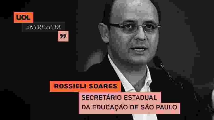 UOL Entrevista com Rossieli Soares (03/07/20) - Arte/UOL