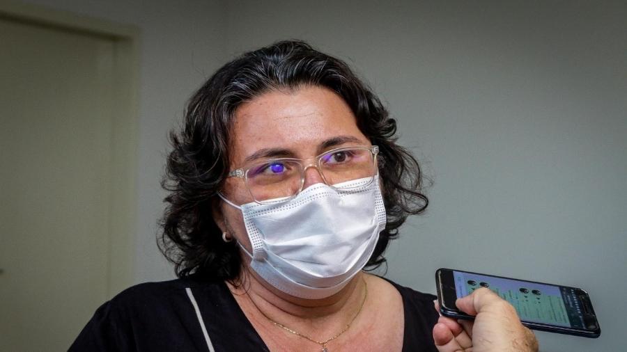 A prefeita Jôve Oliveira Monteiro (PTB), da cidade de Piripiri, no Piauí - Secom/Prefeitura de Piripiri (PI)