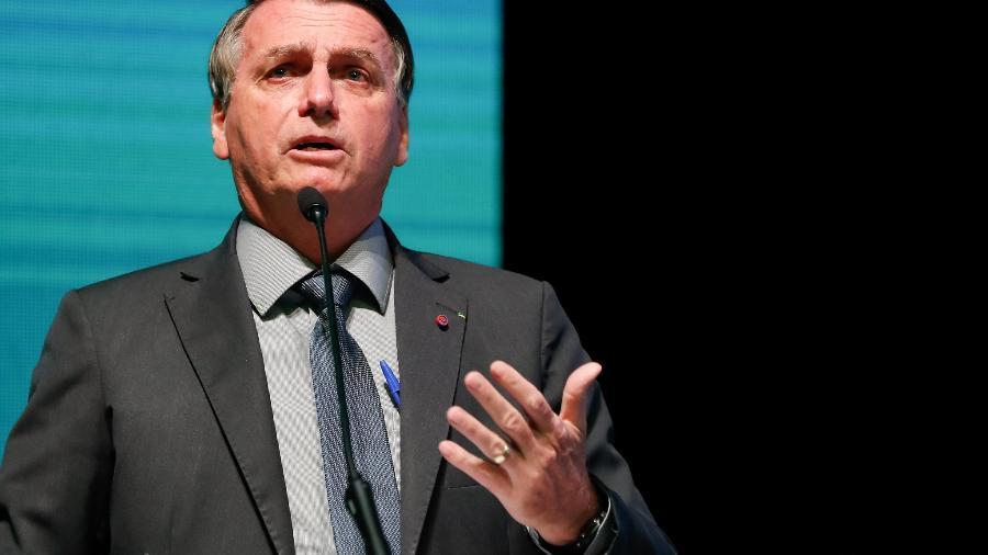 Arquivo - O presidente cumpre hoje agenda em São Paulo e retorna à Brasília a partir das 17h20 - Isac Nóbrega /  PR