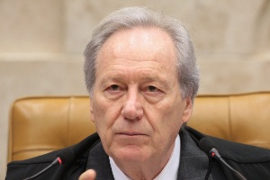 Presidente do STF (Supremo Tribunal Federal), ministro Ricardo Lewandowski