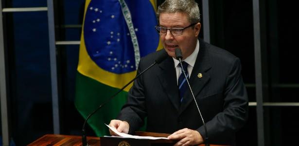 Antonio Anastasia foi relator do processo de impeachment da ex-presidente Dilma no Senado