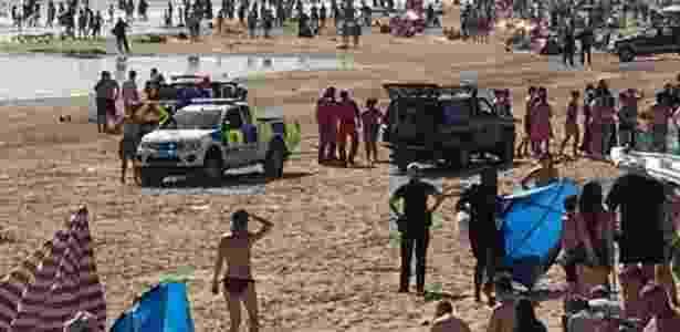 misterio praia mortes bbc - Twitter/@Tashka4 - Twitter/@Tashka4