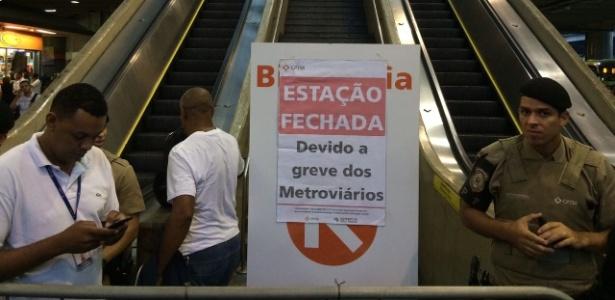 Diversas categorias fizeram greves e paralisações nesta quarta-feira (15) pelo Brasil