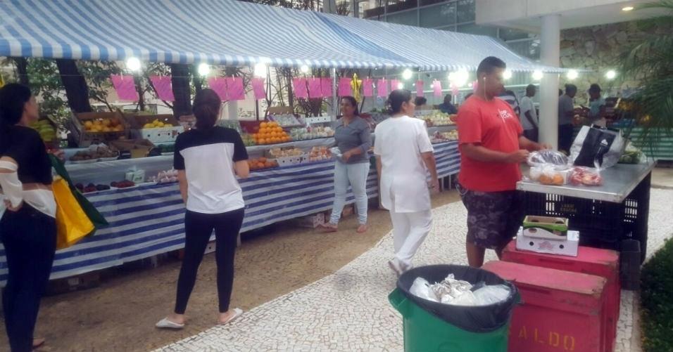 Feira Premium feira dentro de condomínios fechados
