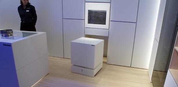 Geladeira Móvel mostrada na IFA 2017