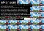 Nova ameaça bloqueia PC e pede nudes do usuário para liberar acesso (Foto: Reprodução/Twitter @MalwareHunterTeam)