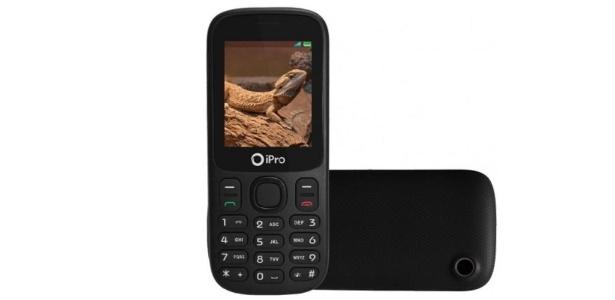 O i3200, celular da marca chinesa iPro