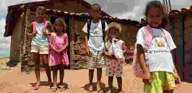 Crianças - Francisco França/UOL - Francisco França/UOL