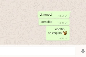Modinha: mensagens que travam o WhatsApp podem estragar o celular?