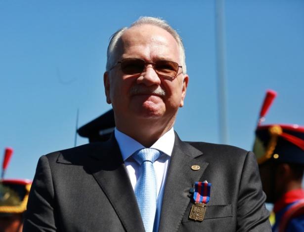Ministro Luiz Edson Fachin recebe medalha no Quartel-General do Exército - Fátima Meira/FuturaPress/Estadão Conteúdo