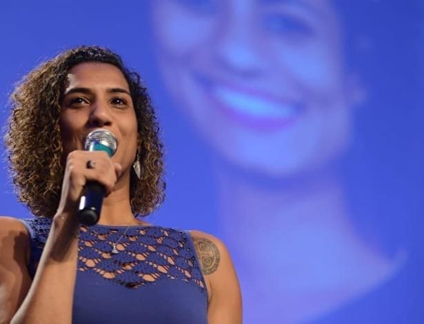 Anielle Franco, irmã de Marielle Franco, relata ofensa que sofreu de eleitores de Bolsonaro