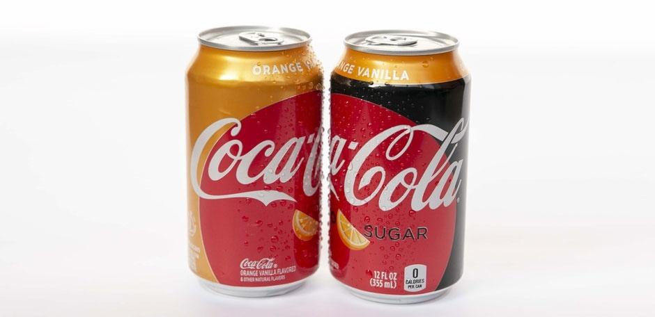 Coca cola zero per dieta