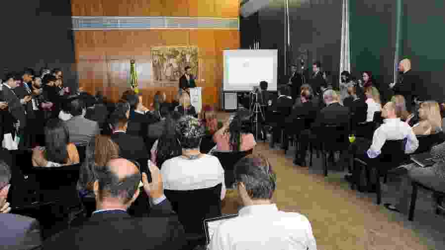 Lançamento da Frente Parlamentar Mista Ética Contra a Corrupção na Câmara - Luis Macedo/Câmara dos Deputados
