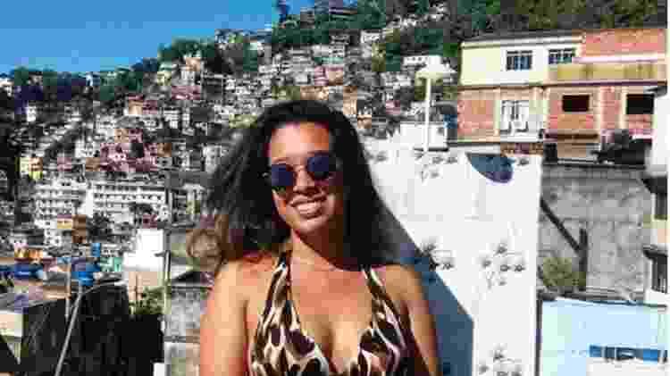 Cassia Menezes passou em direito na USP em 2016 - Arquivo pessoal - Arquivo pessoal