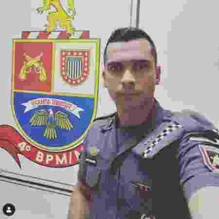 Capitão Telhada ao assumir o 4º Batalhão de Polícia Militar, na zona oeste de SP - Reprodução/Instagram