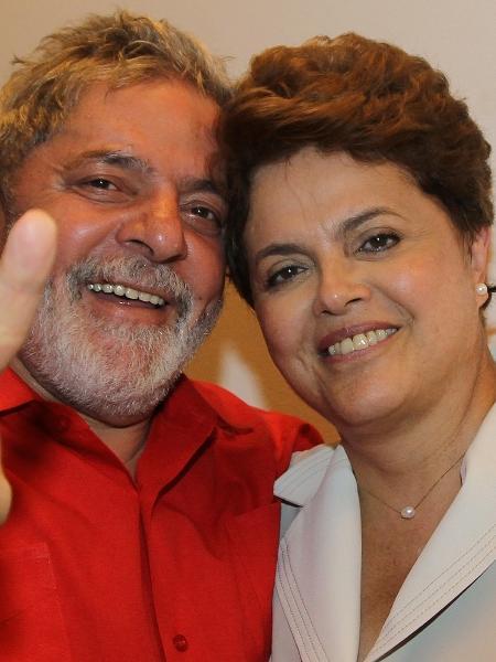 Luiz Inácio Lula da Silva e Dilma Rousseff, que governaram o Brasil entre 2003 e 2016 - Reprodução