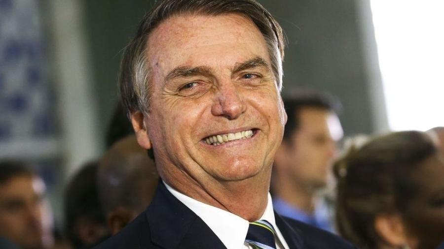 O presidente Jair Bolsonaro  - Marcelo Camargo/Agência Brasil