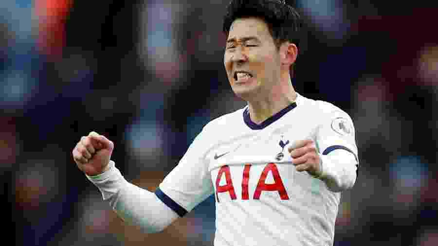 Son Heung-min pode perder recomeço dos jogos na Inglaterra -