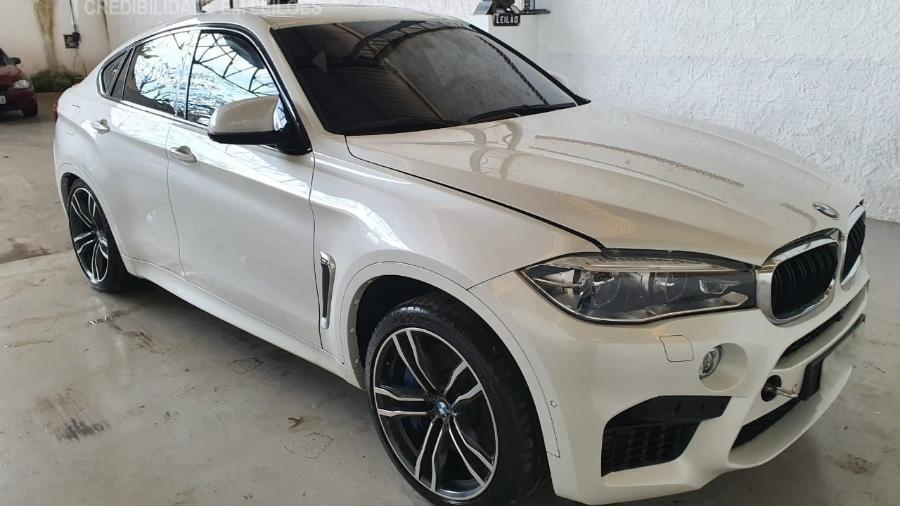 Modelo BMW que pertencia a líder do PCC e será leiloado por decisão judicial - Reprodução/Hasta Pública Leilões