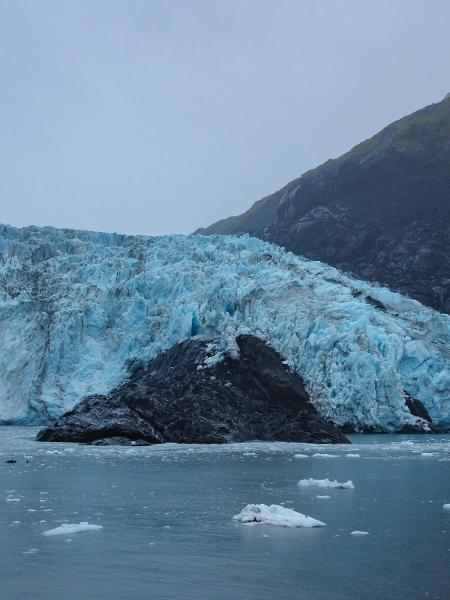 O Alasca é conhecido por ser um estado gelado, e pouco povoado - Getty Images