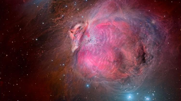 Nebulosa de Órion - NASA/Divulgação - NASA/Divulgação