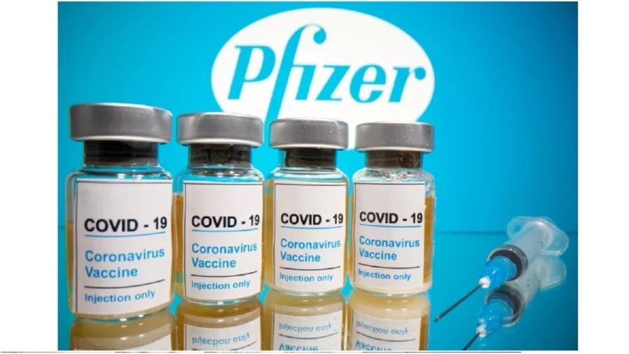 Vacina é eficaz para jovens de 12 a 15 anos, diz Pfizer - Dado Ruvic/Reuters