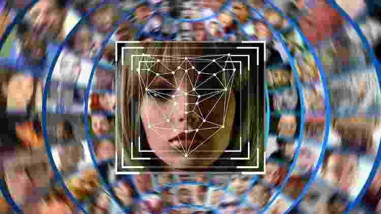 Reconhecimento biometria facial - Pixabay - Pixabay