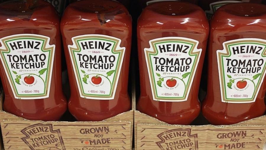 As pessoas terão que se acostumar com preços mais altos dos alimentos, disse o diretor-executivo da Kraft Heinz - Getty Images