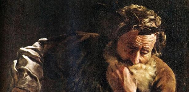 O matemático Arquimedes