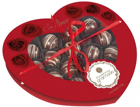 Produto da Chocolataria Gramado