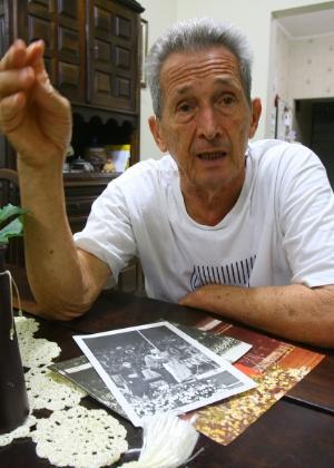 O líder metalúrgico Waldemar Rossi