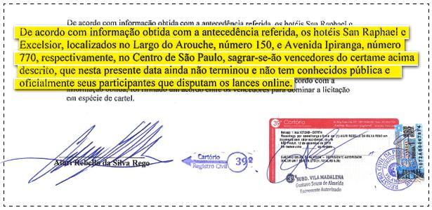 <b>UOL</b> registrou em cart&#243;rio vencedores de licita&#231;&#227;o de hot&#233;is da Copinha dias antes do resultado: Prefeitura cancelou o certame.