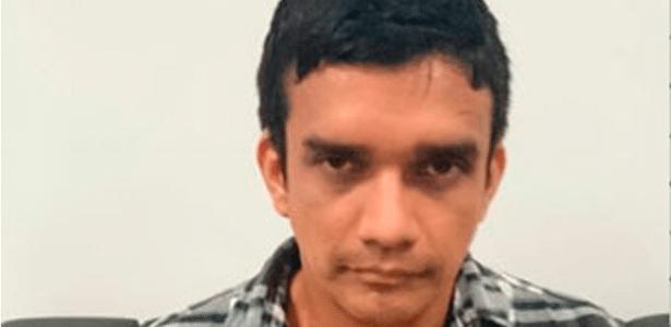 Gelson Lima Carnaúba está detido no presídio federal de Catanduvas (PR)