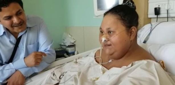 Eman Abd El Aty estaria pesando cerca de 250 kg, mas irmã contesta perda de peso apontada por hospital