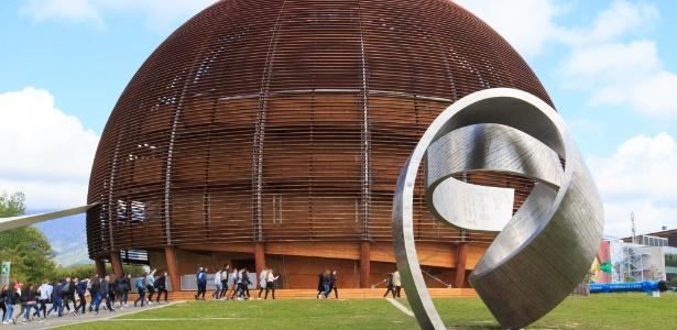 O LHC permitiu descobrir em 2012 o famoso bóson de Higgs