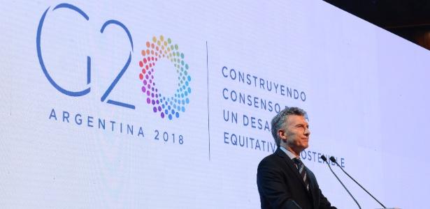 Presidência da Argentina/Reuters