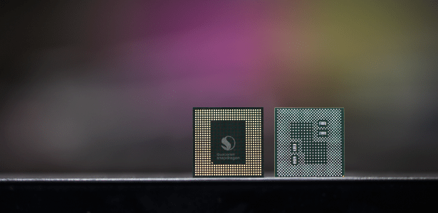 Processador Snapdragon 845, da Qualcomm - Divulgação