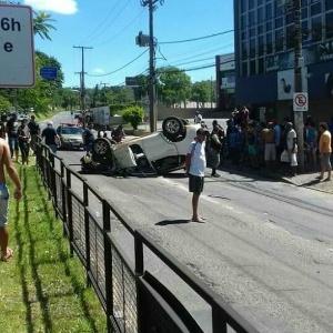 Mulher morre durante perseguição policial em Porto Alegre