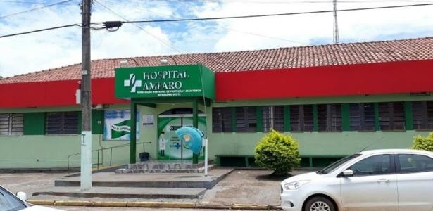 Hospital Amparo pode fechar as portas em razão de uma dívida - Divulgação