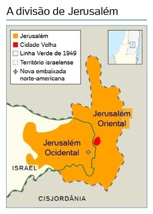 Jerusalm a capital de israel no para todos entenda os arteuol stopboris Image collections