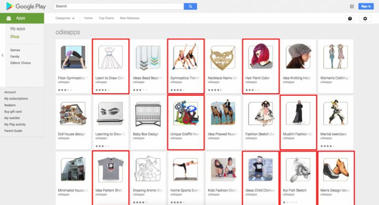08ebfee9e4c Desinstale agora mesmo! Google lista 145 apps infectados - 09/08 ...