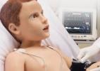 A assustadora criança-robô que sangra, grita e simula dor (Foto: Gaumard Scientific)