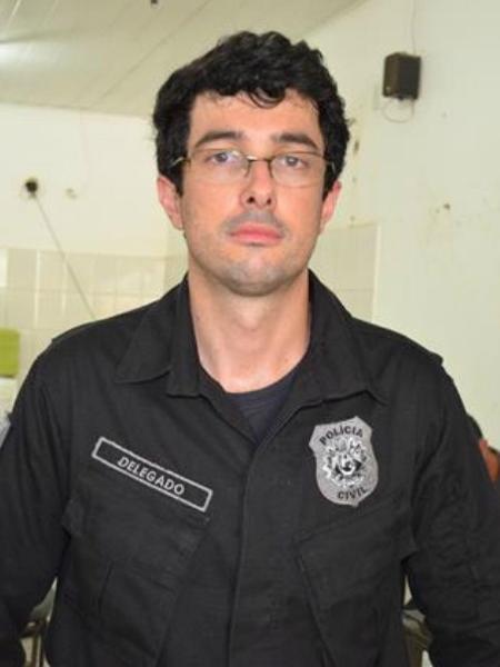 Delegado Rêmulo Diniz foi afastado do cargo de secretário da Polícia Civil após denúncia do UOL - Arquivo Pessoal