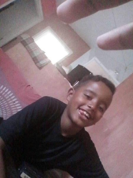 Miguel, de 12 anos, morto pela Polícia Militar em São José dos Campos - Arquivo pessoal