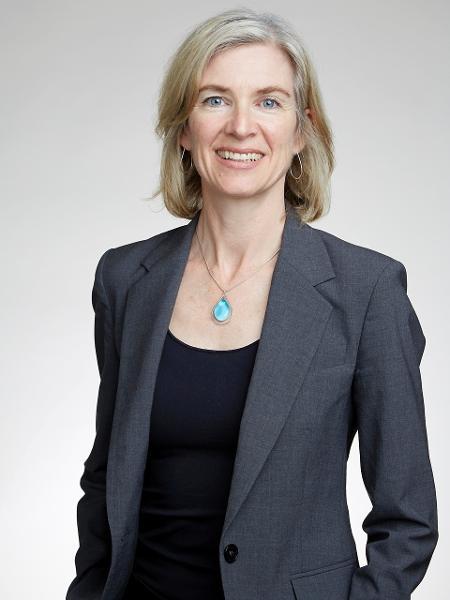A bioquímica Jennifer Doudna - Divulgação