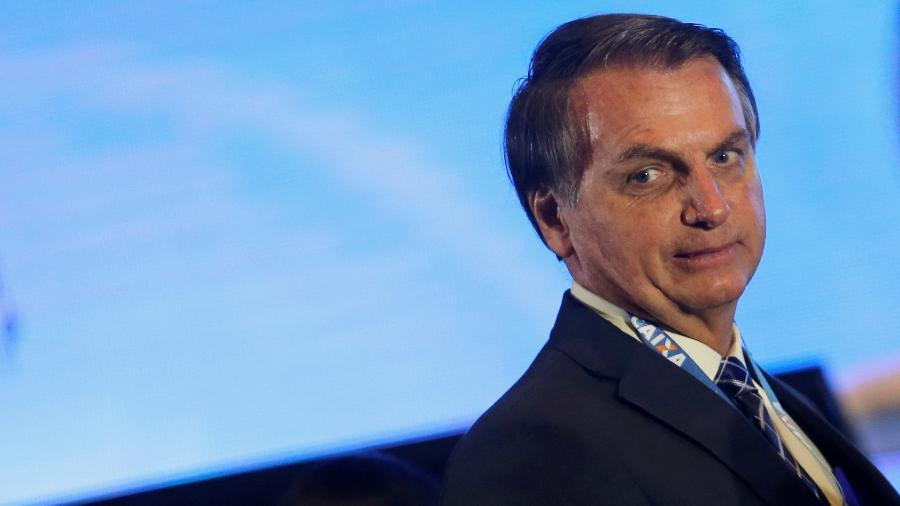 O presidente Jair Bolsonaro - Adriano Machado/Reuters