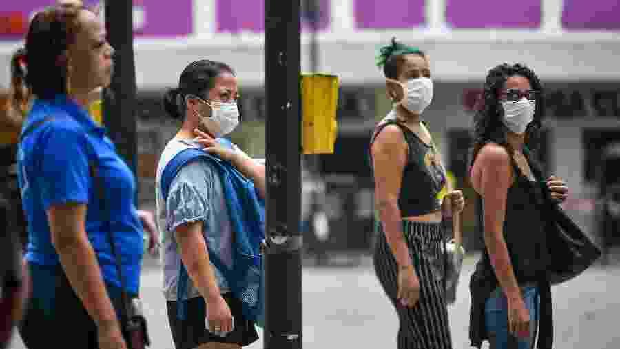 Expectativa de vida das mulheres chega a 80,1 anos de idade - Gledston Tavares/Frame Photo/Estadão Conteúdo